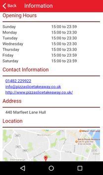 Pizza Slice Takeaway apk screenshot