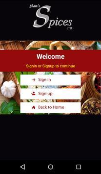 Shams Spices apk screenshot