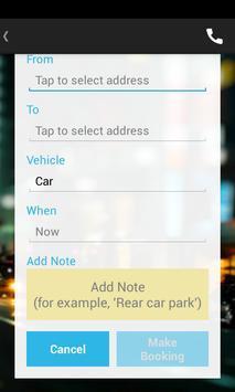 Hollywood Taxis screenshot 3