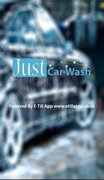 Just Car Wash poster