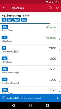 EYMS Buses apk screenshot