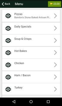 Bandons Bakehouse apk screenshot