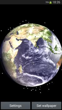 Earth Satellite Live Wallpaper APK Download Free Personalization - Live earth satellite