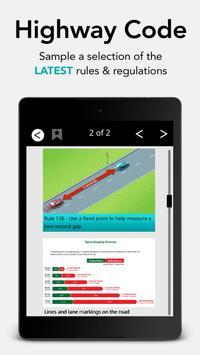 Theory Test, Hazard Perception & Highway Code Free screenshot 12