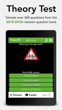 Theory Test, Hazard Perception & Highway Code Free screenshot 17