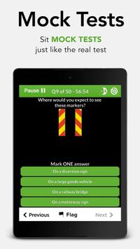 Theory Test, Hazard Perception & Highway Code Free apk screenshot