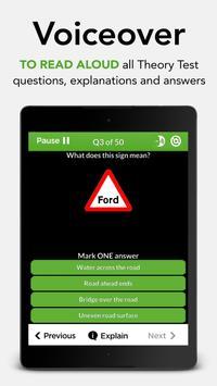 Theory Test, Hazard Perception & Highway Code Free screenshot 18