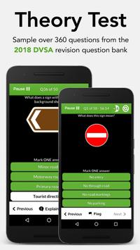Theory Test, Hazard Perception & Highway Code Free screenshot 1