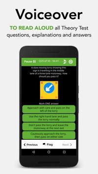 Theory Test, Hazard Perception & Highway Code Free screenshot 2