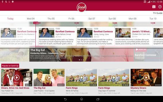 Watch Food Network UK screenshot 7