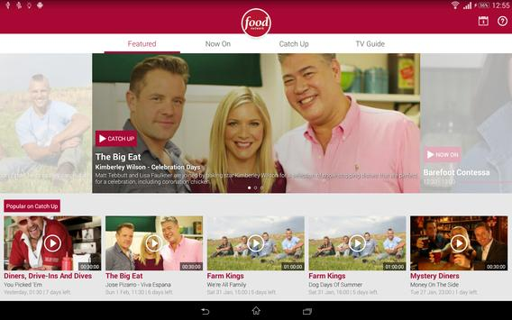 Watch Food Network UK screenshot 5
