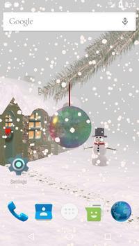 Winter Snow Live Wallpaper screenshot 2