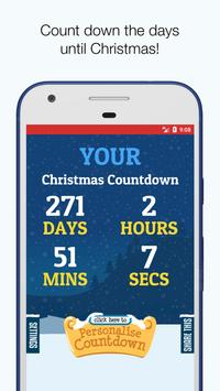 Your Christmas Countdown poster