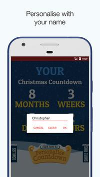 Your Christmas Countdown screenshot 1