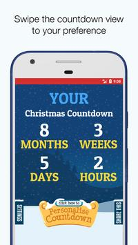 Your Christmas Countdown screenshot 2