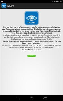 Eye Care apk screenshot