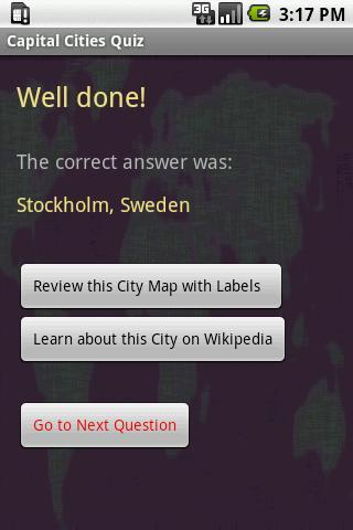 Satellite Quiz: Capital City L for Android - APK Download