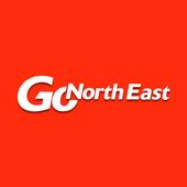Go North East - thekeymobile icon