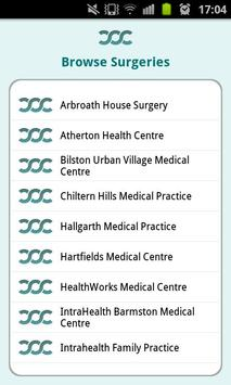 IntraHealth UK screenshot 3