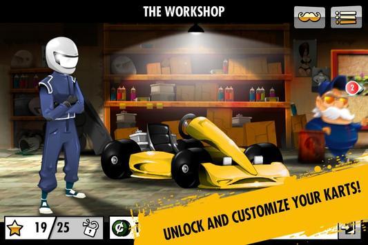Red Bull Kart Fighter 3 poster