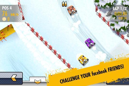 Red Bull Kart Fighter 3 screenshot 1