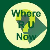 Where R U Now? icon