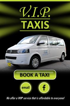 VIP Taxis poster