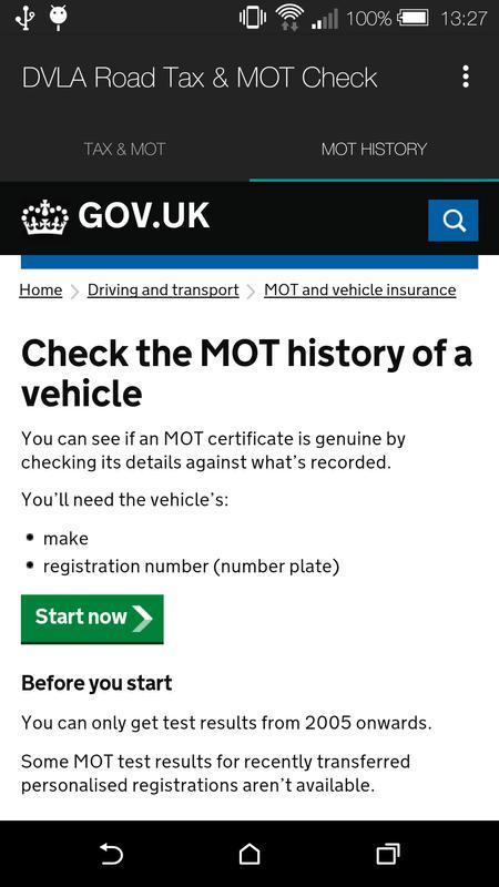 Dvla Car Tax Check Blog Otomotif Keren