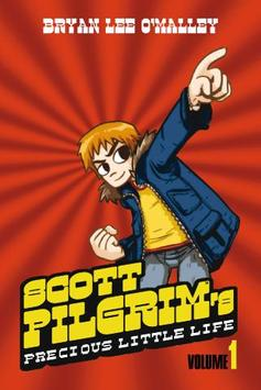 Scott Pilgrim lite poster