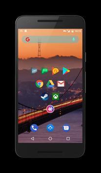 Pixel OC Widget - Pixel Launcher Rounded Searchbar apk screenshot