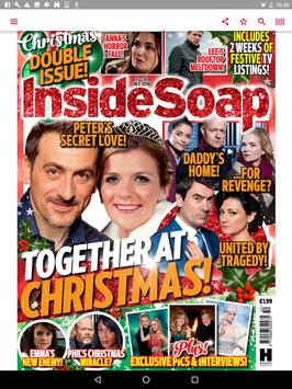 Inside Soap UK poster