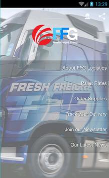 Fresh Freight Limited poster