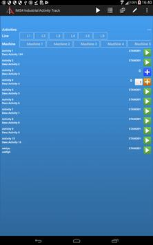 IMS4 Industrial Activity Track apk screenshot