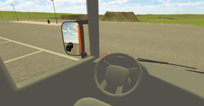 HGV Blind Spots Awareness VR poster