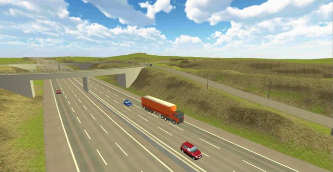 HGV Blind Spots Awareness VR screenshot 3