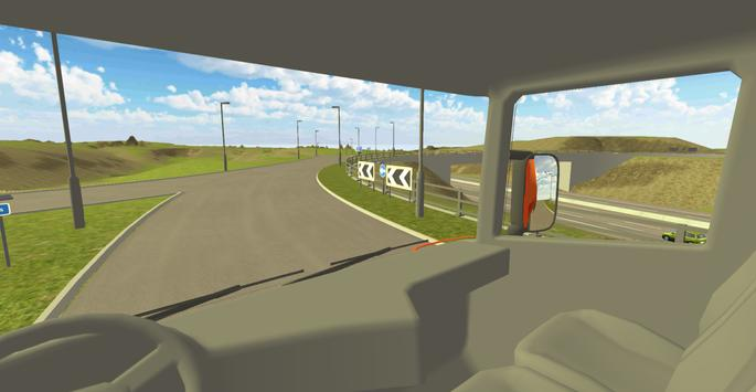 HGV Blind Spots Awareness VR screenshot 5