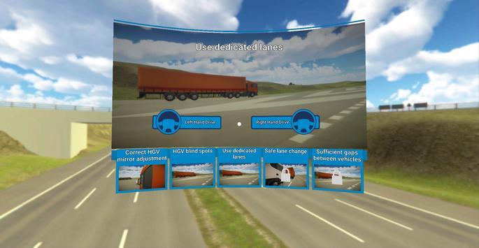 HGV Blind Spots Awareness VR screenshot 7