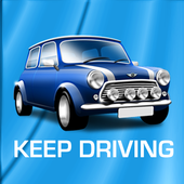 Keep Driving icon