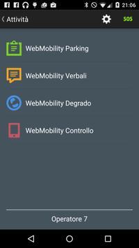 WebMobility Mobile apk screenshot