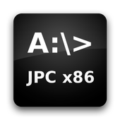 JPC x86 (DOS) icon