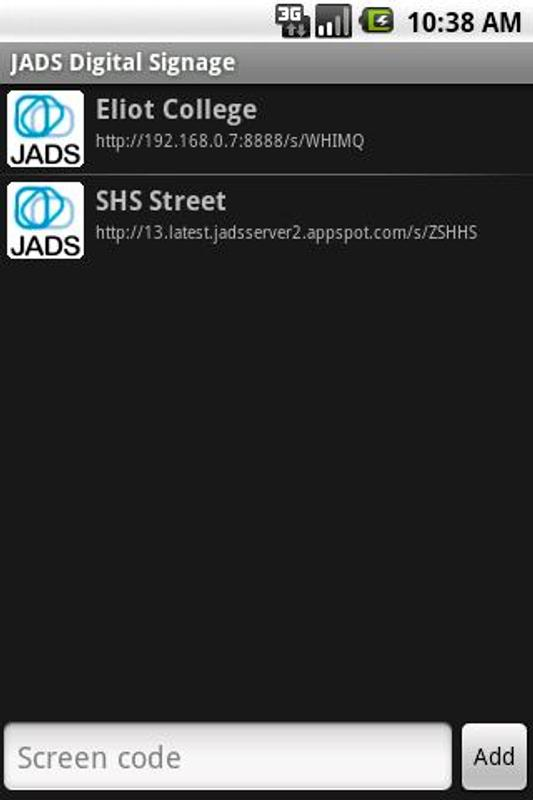 Jads screen reader 1. 8 download apk for android aptoide.