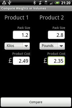 My Shopping Pal (Lite) apk screenshot
