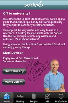 Student Survival Guide poster