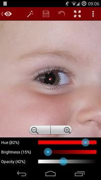 Red Eye Removal (Free) apk screenshot