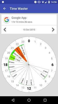 Time Waster - Track app time apk screenshot