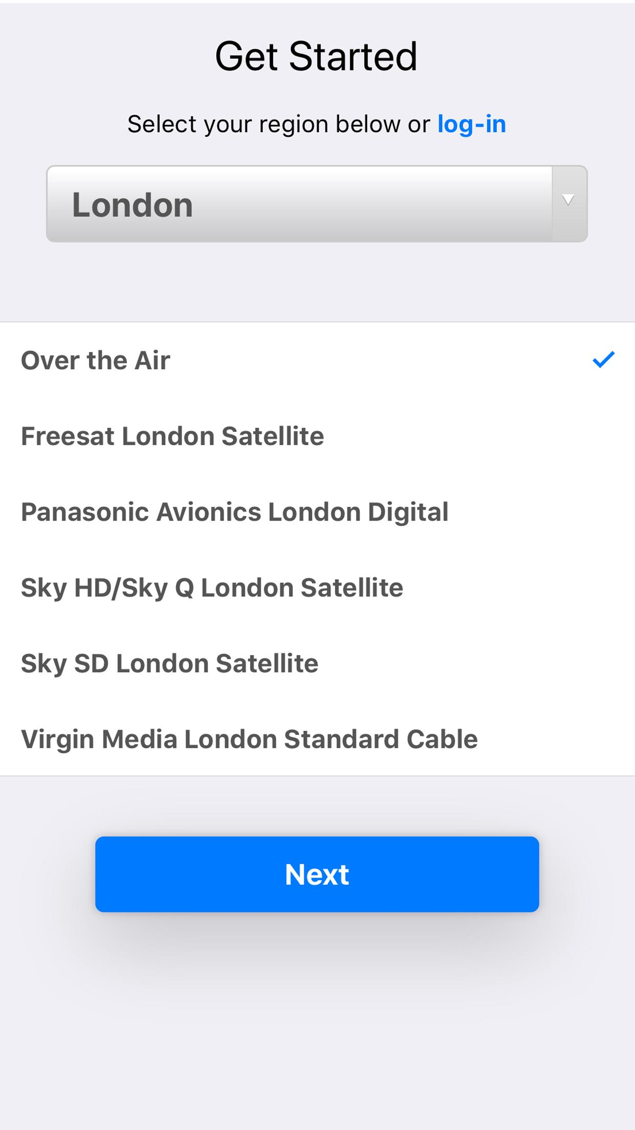 TV Guide UK for Android - APK Download