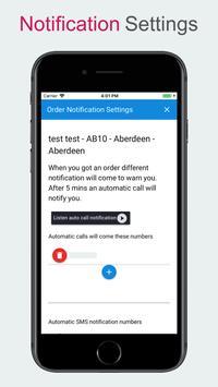 Order Taking onlinebite.co.uk screenshot 4
