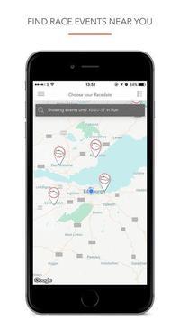 Racedate - find UK run, bike, tri & OCR entries apk screenshot