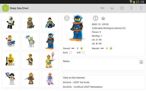 myBrickset apk screenshot