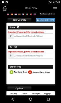 LCR Taxis apk screenshot
